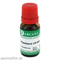 PHYTOLACCA ARCA LM 30, 10 ML, ARCANA Dr. Sewerin GmbH & Co. KG