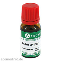 POLLEN ARCA LM 30, 10 ML, ARCANA Dr. Sewerin GmbH & Co. KG