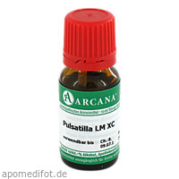 PULSATILLA ARCA LM 90, 10 ML, ARCANA Dr. Sewerin GmbH & Co. KG