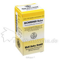 Biokrania Rabe, 100 ST, Adjupharm GmbH
