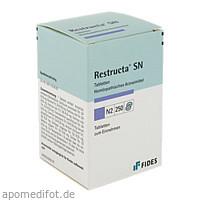 RESTRUCTA SN, 250 ST, Biologische Heilmittel Heel GmbH