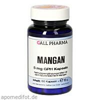 MANGAN 5mg GPH Kapseln, 60 ST, Hecht-Pharma GmbH