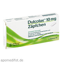 DULCOLAX, 6 Stück, Emra-Med Arzneimittel GmbH
