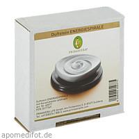 Duftstein Energiespirale Keramikteller schwarz, 1 ST, Primavera Life GmbH