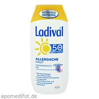 Ladival allerg. Haut Gel LSF50+, 200 ML, STADA Consumer Health Deutschland GmbH