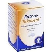 ENTERO TEKNOSAL, 20 ST, Sophien-Arzneimittel GmbH