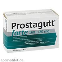 PROSTAGUTT forte 160/120 mg Weichkapseln, 120 ST, Dr.Willmar Schwabe GmbH & Co.KG