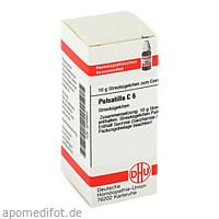 PULSATILLA C 6, 10 G, Dhu-Arzneimittel GmbH & Co. KG