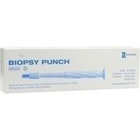 BIOPSY PUNCH 6MM, 10 ST, GlaxoSmithKline GmbH & Co. KG