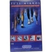 MIKROS Fußbandage NV Gr.XL, 1 ST, Param GmbH