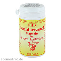 NACHTKERZENOEL, 60 ST, Allpharm Vertriebs GmbH