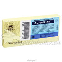 CERIVIKEHL D 3, 10X2 ML, Sanum-Kehlbeck GmbH & Co. KG