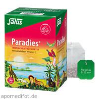 Paradies Vitamin C-Früchtetee Salus, 15 ST, Salus Pharma GmbH