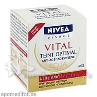 NIVEA VISAGE Vital Teint Optimal Tagespflege, 50 ML, Beiersdorf Ag/Gb Deutschland Vertrieb