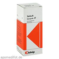 SYNERGON KOMPL SALVIA N 27, 50 ML, Kattwiga Arzneimittel GmbH