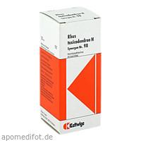 SYNERGON KOMPL RHUS TO N98, 50 ML, Kattwiga Arzneimittel GmbH