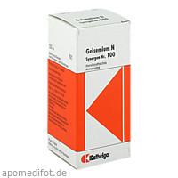 SYNERGON KOMPL GELSEM N100, 50 ML, Kattwiga Arzneimittel GmbH