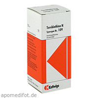 SYNERGON KOMPL TEREB N 109, 50 ML, Kattwiga Arzneimittel GmbH