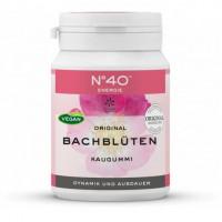 ENERGIE Kaugummi nach Dr. Bach, 40 ST, Lemon Pharma GmbH & Co. KG
