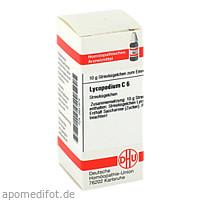 LYCOPODIUM C 6, 10 G, Dhu-Arzneimittel GmbH & Co. KG