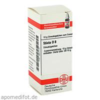 STICTA D 8, 10 G, Dhu-Arzneimittel GmbH & Co. KG