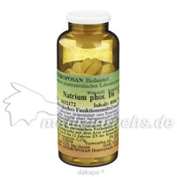 Natrium phosphoricum D 6 Schüssler Nr.9 handverr., 80 ST, Anthroposan Homöopharm Produktionsgesellschaft mbH