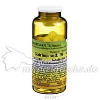 Natrium sulfuricum D 6 Schüssler Nr.10 handverrieb, 80 ST, Anthroposan Homöopharm Produktionsgesellschaft mbH
