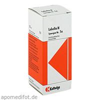 Synergon Kompl Lobelia N Nr. 1A, 50 ML, Kattwiga Arzneimittel GmbH