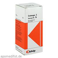 Synergon Kompl Crataegus S Nr. 1B, 50 ML, Kattwiga Arzneimittel GmbH