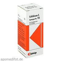 Synergon Kompl Colchicum S Nr.93, 20 ML, Kattwiga Arzneimittel GmbH