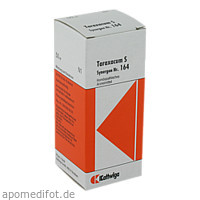 Synergon Kompl Taraxacum S Nr.164, 50 ML, Kattwiga Arzneimittel GmbH