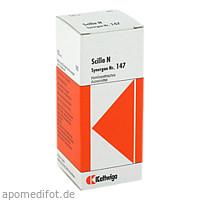 Synergon Kompl Scilla N Nr.147, 50 ML, Kattwiga Arzneimittel GmbH