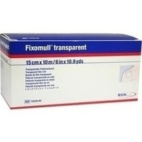 Fixomull transparent 10mx15cm, 1 ST, Bsn Medical GmbH