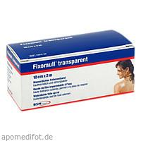 Fixomull transparent 2mx10cm, 1 ST, Bsn Medical GmbH