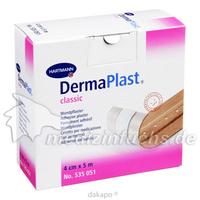 DermaPlast Classic 4cmx5m, 1 ST, Paul Hartmann AG