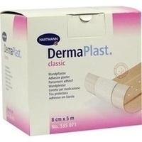 DermaPlast Classic 8cmx5m, 1 ST, Paul Hartmann AG