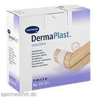 DermaPlast sensitive 4cmx5m, 1 ST, Paul Hartmann AG