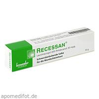 RECESSAN, 10 G, Chem. Fabrik Kreussler & Co. GmbH