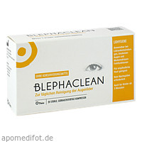Blephaclean sterile Kompressen, 20 ST, Thea Pharma GmbH