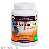 L-Carnitin 500, 100 ST, Boma Lecithin GmbH
