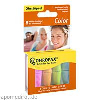 OHROPAX Color, 8 ST, Ohropax GmbH