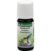 Basilikum Öl, 10 ML, Bergland-Pharma GmbH & Co. KG
