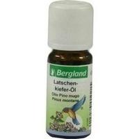 Latschenkiefern Öl, 10 ML, Bergland-Pharma GmbH & Co. KG