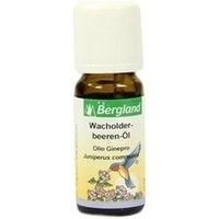 Wacholderbeeren Öl, 10 ML, Bergland-Pharma GmbH & Co. KG