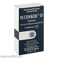 MUCEDOKEHL D 3, 10 ST, Sanum-Kehlbeck GmbH & Co. KG