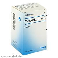 MERCURIUS HEEL S, 250 ST, Biologische Heilmittel Heel GmbH