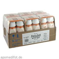 Fresubin Energy DRINK Cappuccino Trinkflasche, 6X4X200 ML, Fresenius Kabi Deutschland GmbH