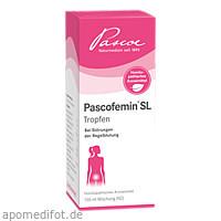 PASCOFEMIN SL Tropfen, 100 ML, Pascoe pharmazeutische Präparate GmbH