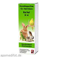 REVET H 4 Globuli f.Heimtiere, 10 G, Dr.RECKEWEG & Co. GmbH