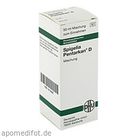 SPIGELIA PENTARKAN D, 50 ML, Dhu-Arzneimittel GmbH & Co. KG